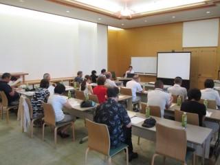 2017年8月27日開催 シンフォニア岩国 特別会議室