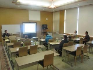 2017年11月19日開催 シンフォニア岩国 特別会議室