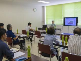 2017年7月2日開催 周東勤労青少年ホーム 講習室