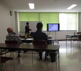 2018年2月25日開催 周東勤労青少年ホーム 講習室